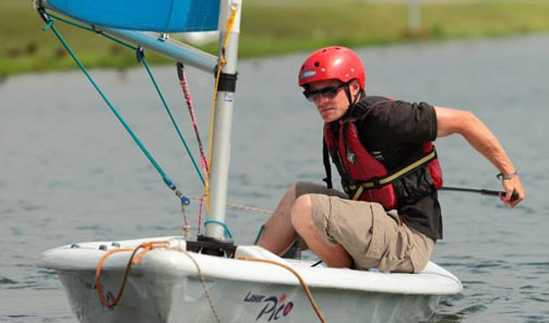 NWSC Dinghy